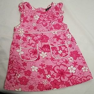 Cute Infant Pink Blossom 1pc